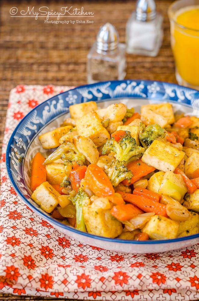 Teriyaki Tofu, vegan TEriyaki Tofu, Vegan Recipe, Chinese Food, Side Dish, Stir Fry, Teriyaki Tofu Stir Fry, Blogging Marathon, Vegan Teriyaki Tofu Stir Fry,