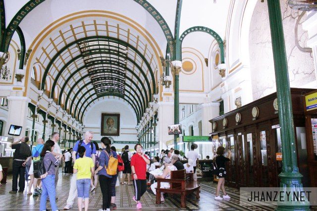 Saigon Post Office - Ho Chi Minh City, Vietnam