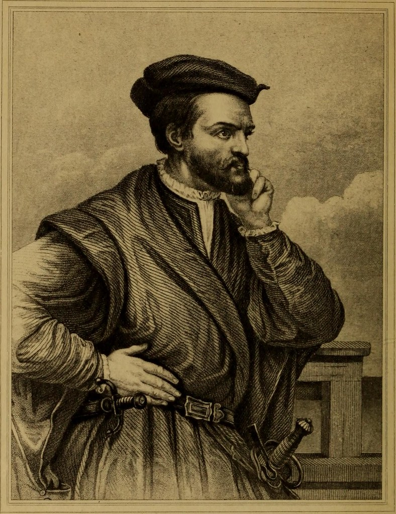 Image from page 9 of  A memoir of Jacques Cartier  sieur d      Flickr     Image from page 9 of  A memoir of Jacques Cartier  sieur de Limoilou