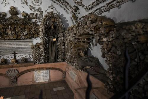 Museo dei Capuccini_Roma