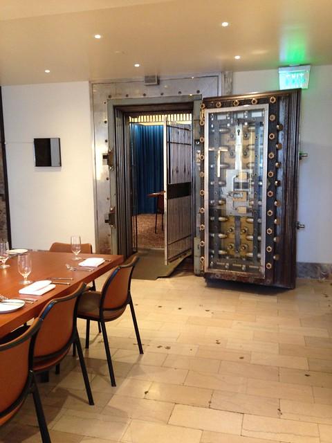 Lockbox Restaurant at Lexington KY 21c Museum Hotel