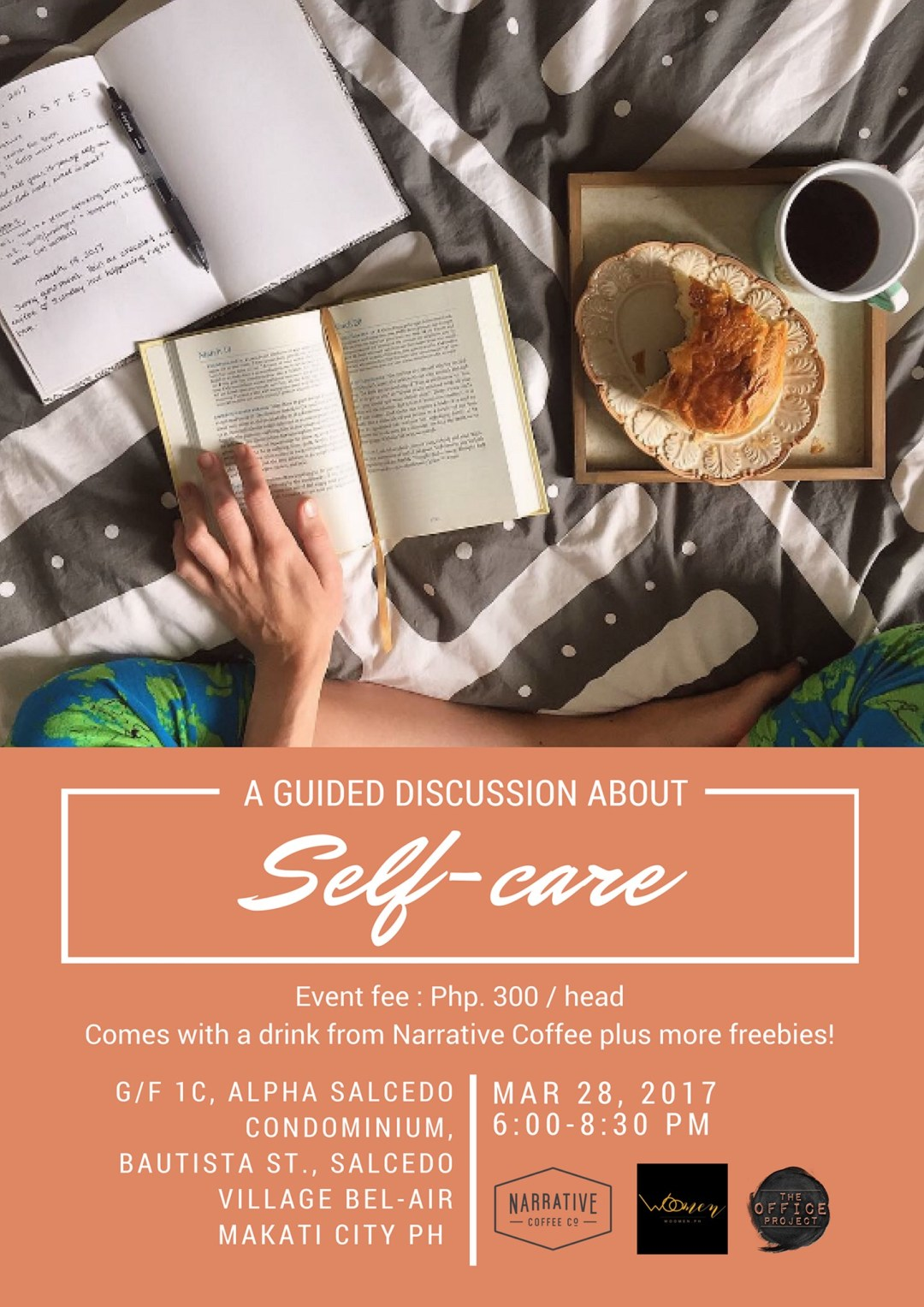 Part 2 of Guided Discussion for Self-Care