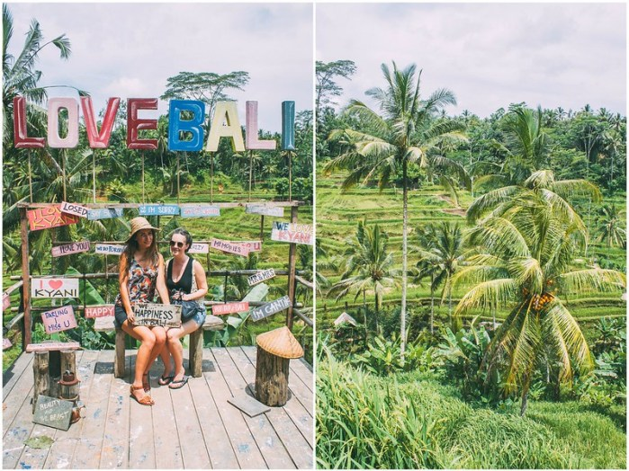 Experience the rice terraces in bali minus the crowds for Tegalalang rice terrace ubud