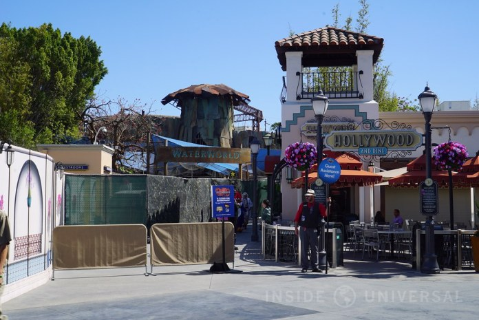 Photo Update: April 1, 2017 - Universal Studios Hollywood