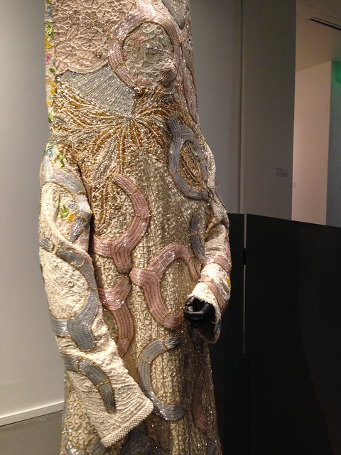 Nick Cave: Soundsuit, at Lexington KY 21c Museum Hotel