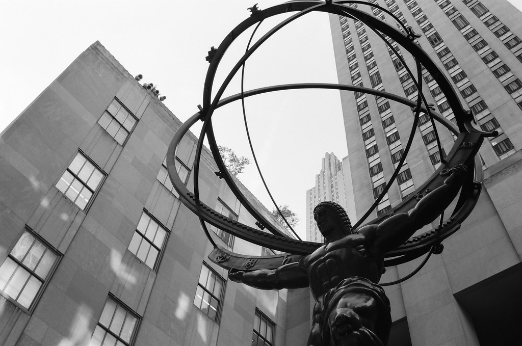 Atlas Shrugged #WhoIsJohnGalt