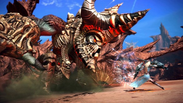 TERA Online For PS4, Xbox One