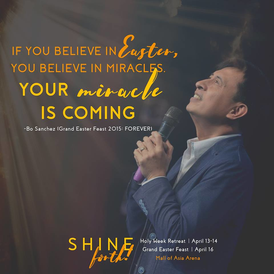 Shine Forth - Inspirational 1