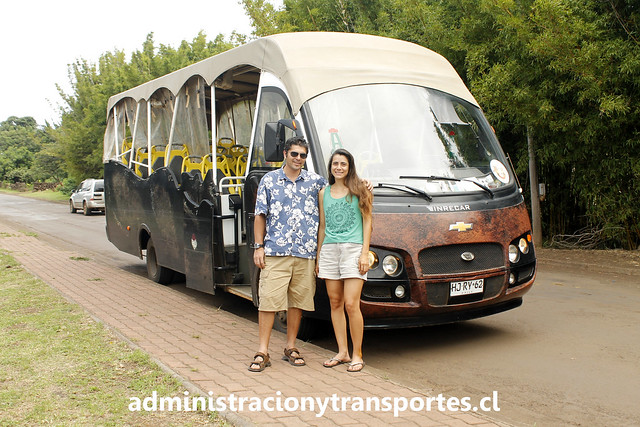 Personal Maururu Travel - Bus Ara Moai