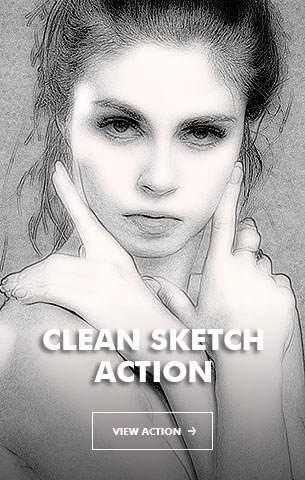 Ink Spray Photoshop Action V.1 - 110