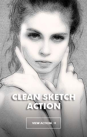 Painting Art - Painting Photoshop Action - 110