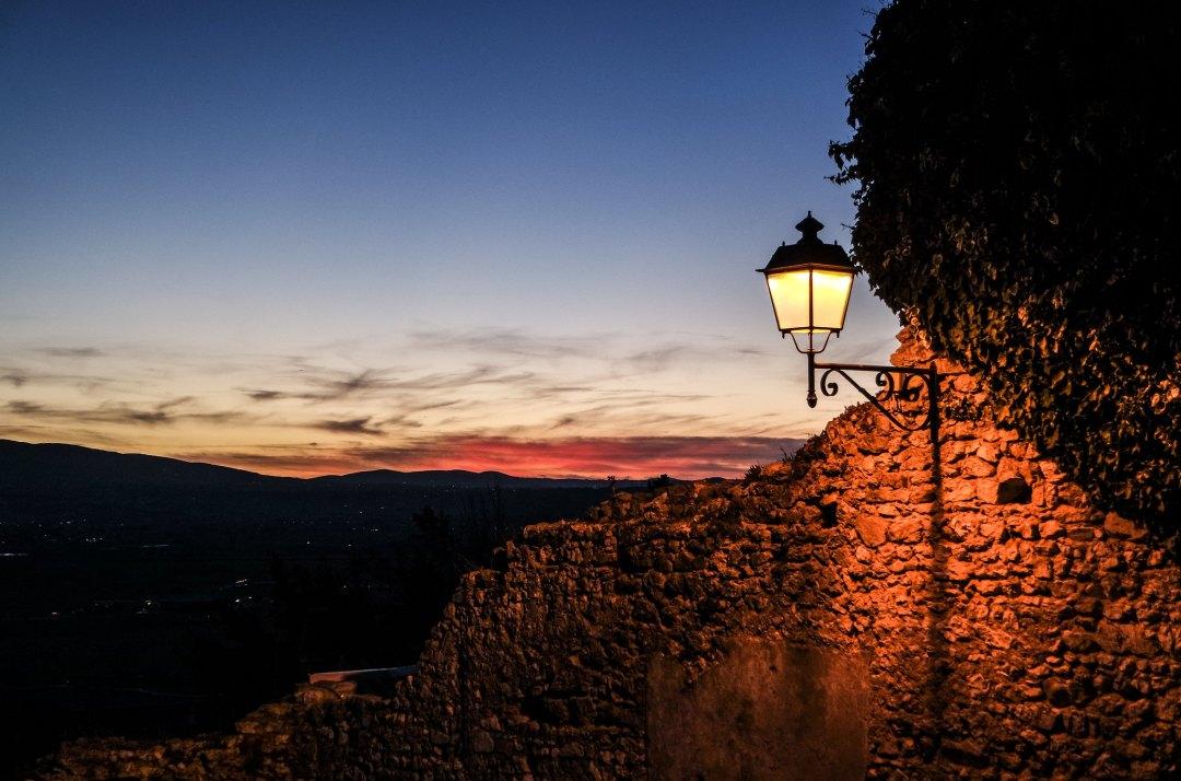 Tramonto a Borgo Lìzori