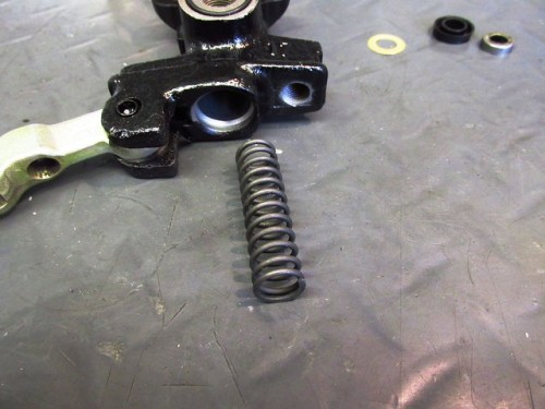 Master Cylinder Piston Return Spring