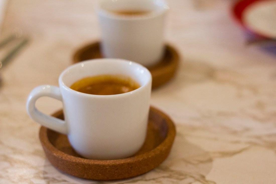 Double Espresso Coffee - Rudy's Pizza Manchester