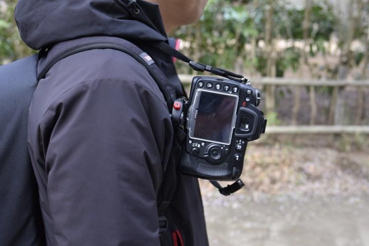 キャプチャーカメラクリップ