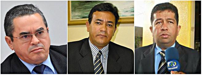 Um condenado por corrupção irá recepcionar o ministro Helder Barbalho, Lira Maia, Erasmo e Henderson
