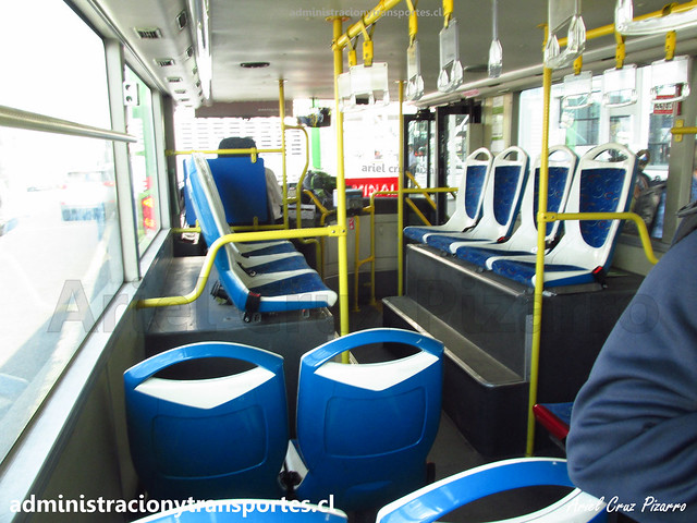 Tur Bus Aeropuerto | Interior | King Long XMQ 6110 GS2 / FPDW14 - 2450