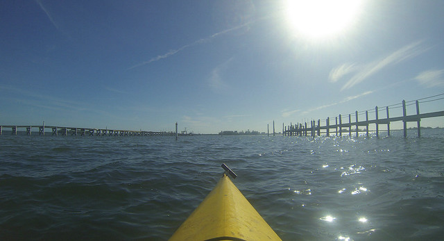Indian River Paddling-1