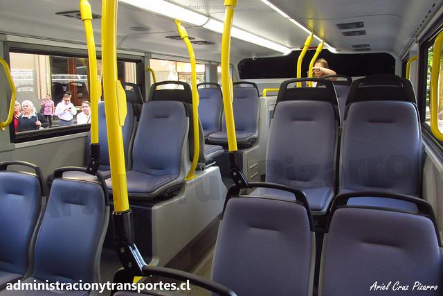 Interior Piso 1 | ADL Enviro 500 / FLXT45