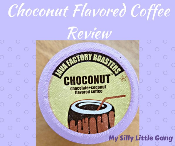 Choconut Flavored Coffee Review
