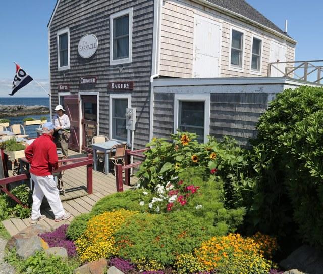 A Day Trip To Monhegan Island Maine July 2014 By Ugardener