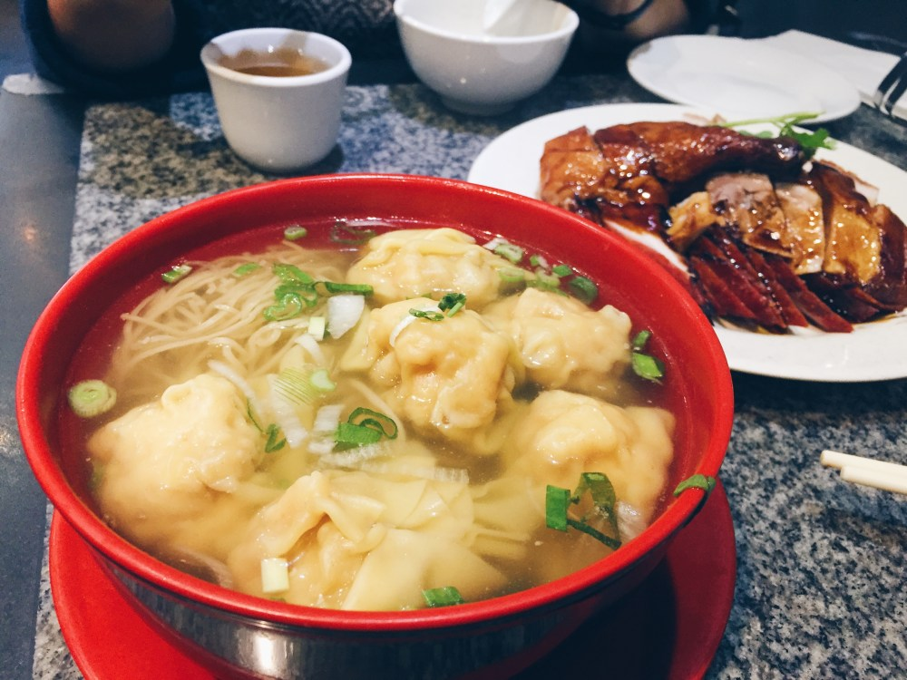 10 Dec 2016: Chinatown | London, England