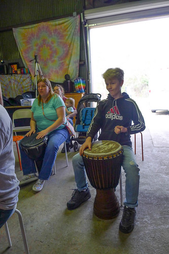 Our World Festival Drumming-10