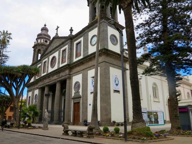 Catedral La Laguna