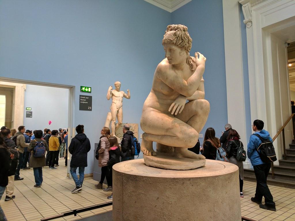statue british museum