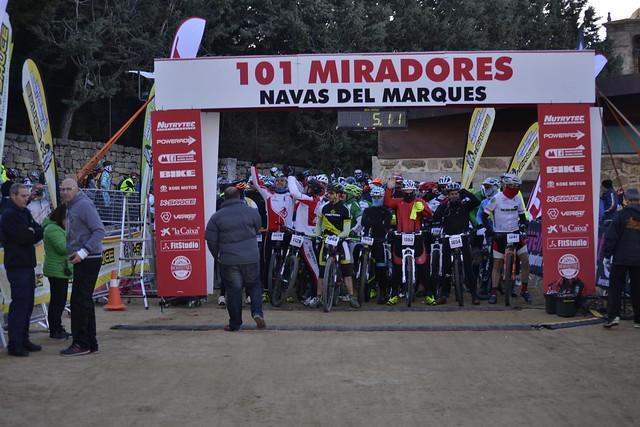 101 Los Miradores - Salida prueba 50 Km