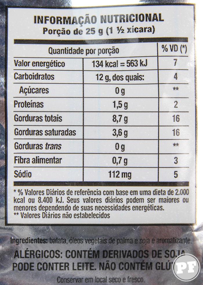 Lay's Salt & Vinegar por PratoFundo.com
