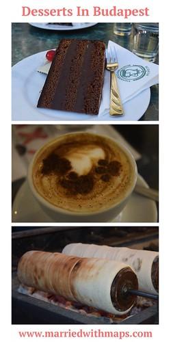 Budapest Desserts