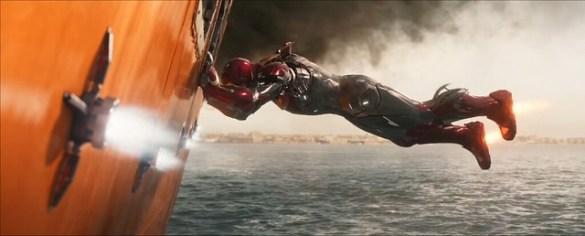 Spider-Man Homecoming - Iron Man