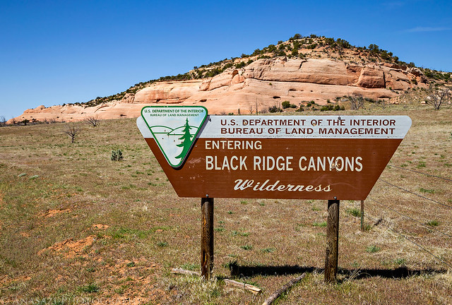 Black Ridge Canyons Wilderness
