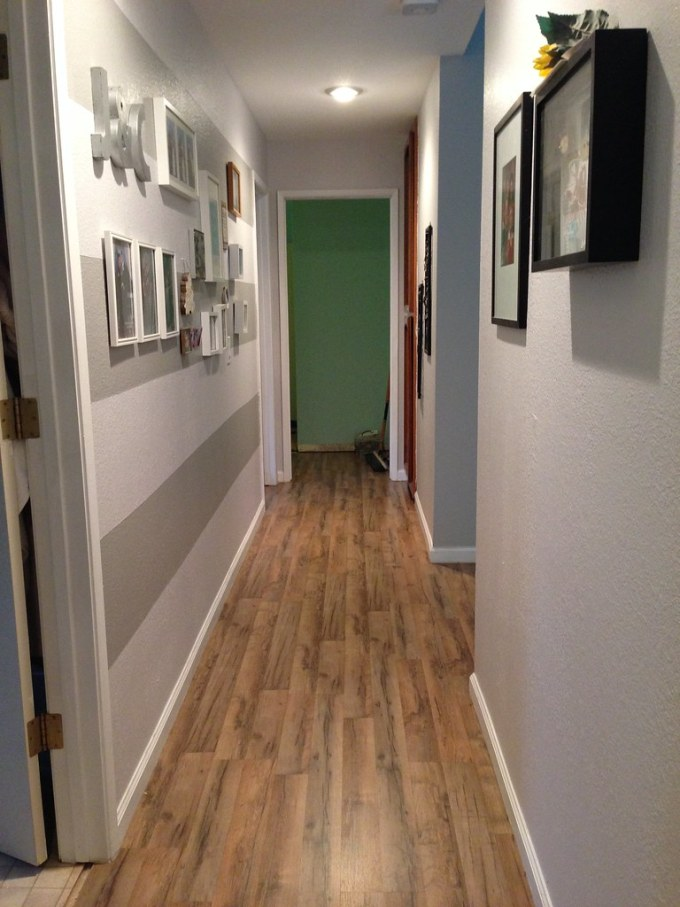 New Flooring, Day 1