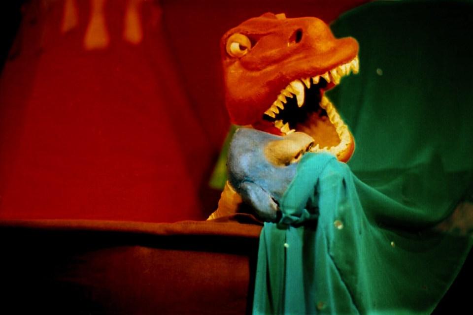 El blues de los dinosaurios tristes