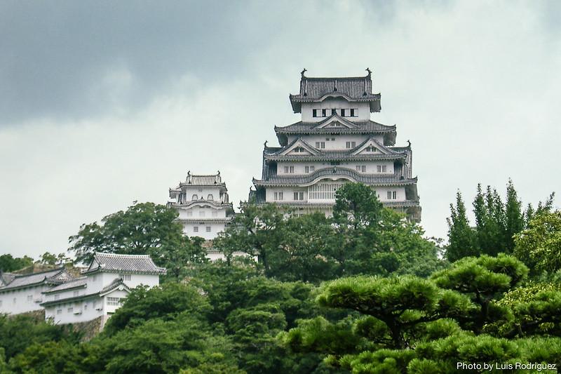 Castillos más populares: Castillo de Himeji-3