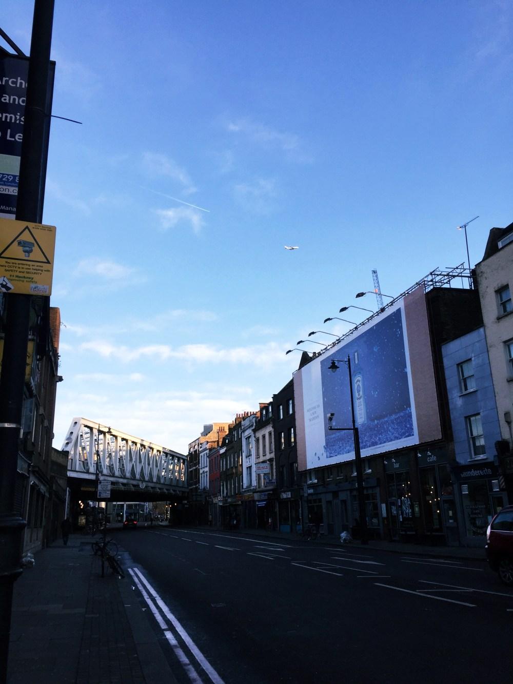 11 Dec 2016: Old Street x Kingsland Road   London, England