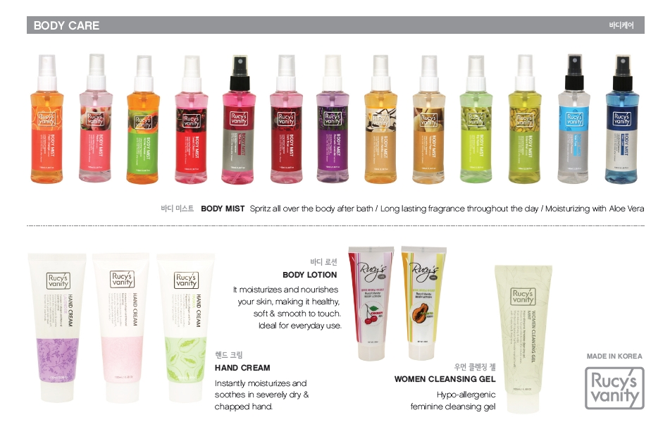 Rucys Vanity Body Care