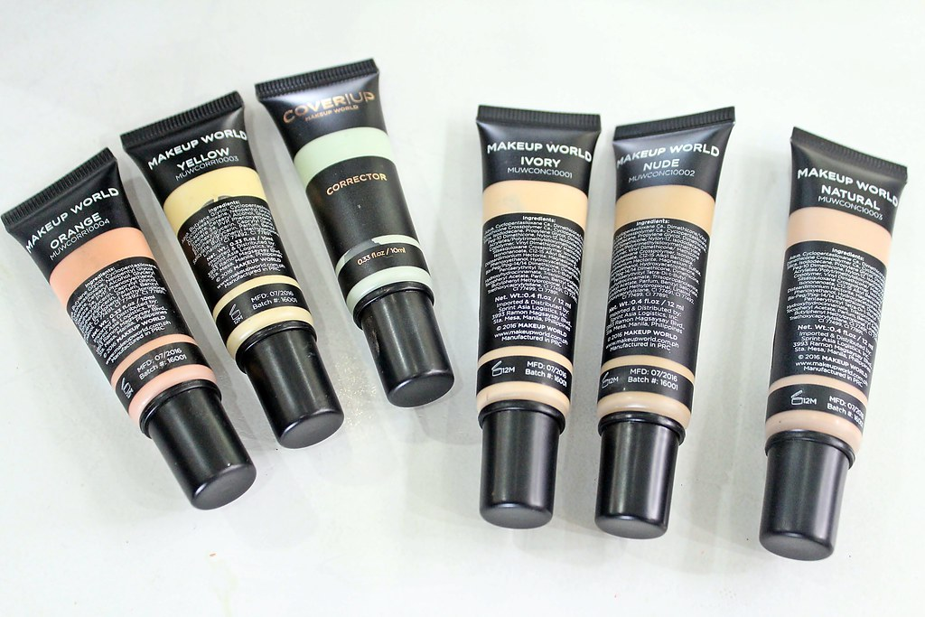 MUW Cover|Up Concealer