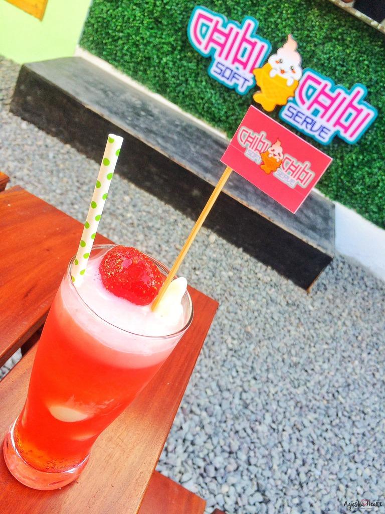 ChibiChibi Ichigo Pink Float