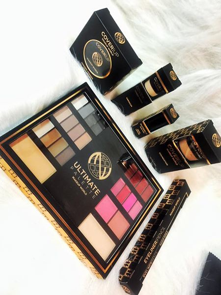 MakeUpWorldPH makeup products