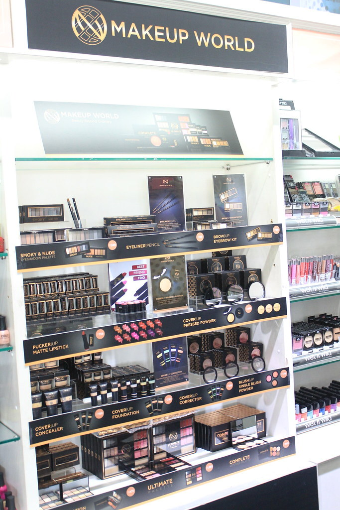 MakeUpWorldPH at PureBeauty Serendra