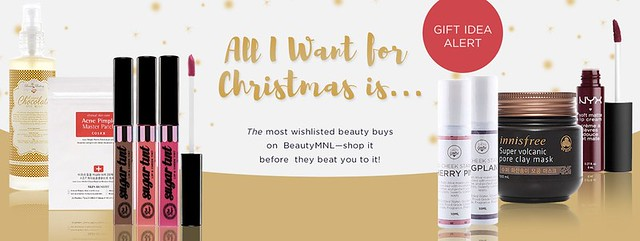 BeautyMNL Wishlist