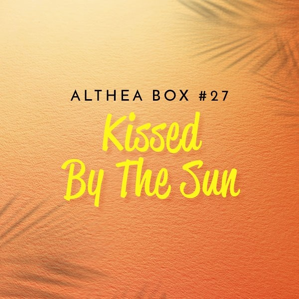 Kissed by the Sun Althea Box