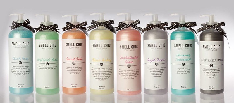 Smell Chic BODY WASH