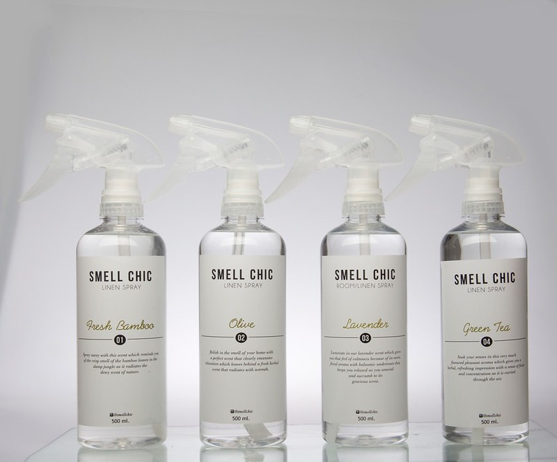 Smell Chic ROOM +LINEN SPRAY