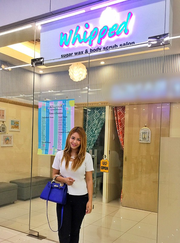 AyeshaHeart at Whipped Sugar Wax and Body Scrub Salon