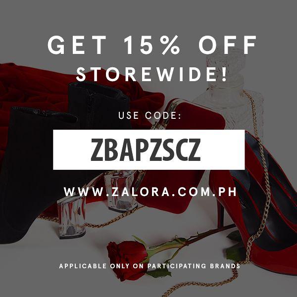 Zalora PH discount code | AyeshaHeart.com