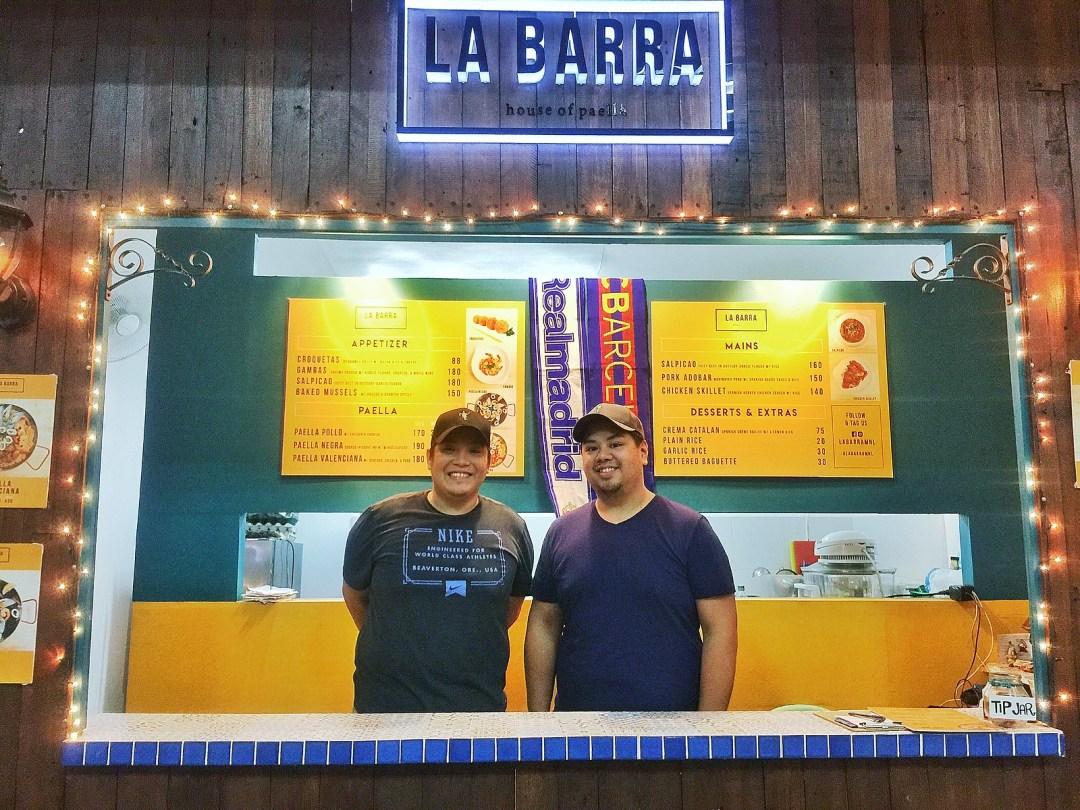 La Barra MNL